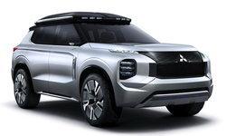 Mitsubishi Engelberg Tourer 2019 ใหม่ ต้นแบบเอสยูวีรุ่นใหญ่เผยโฉมที่เจนีวา