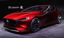 Mazda Kai Concept ต้นแบบ All-new Mazda3 ใหม่ เตรียมเปิดตัวในงานมอเตอร์โชว์