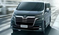 All-new Toyota Granvia 2020 ใหม่ รถตู้หรู 8 ที่นั่งเปิดตัวในออสเตรเลีย