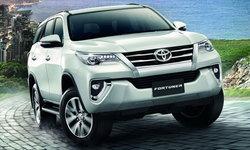 Toyota Fortuner 2019 เพิ่มรุ่นเริ่มต้น 2.4G เกียร์ออโต้ 6 สปีด ราคา 1,299,000 บาท