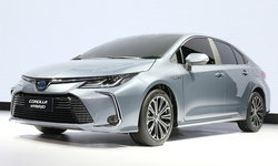 Toyota Corolla 2019 ใหม่ พร้อมหน้าจอไซส์ยักษ์ 12.1 นิ้ว เตรียมเปิดตัวที่จีน