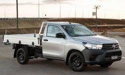 Toyota Hilux 2020 ใหม่ เพิ่ม Toyota Safety Sense ทุกรุ่นย่อยที่ออสเตรเลีย