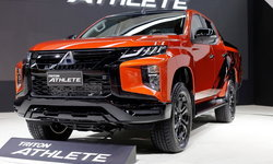 Motor Expo 2019: Mitsubishi Triton Athlete 2020 ดุดัน ล้ำสมัยในคันเดียว
