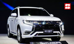 ภาพบูธ Mitsubishi ในงาน Motor Expo 2020