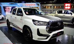 Toyota Revo Z Edition 2021 ใหม่ พร้อมชุดแต่ง Razer Package ที่งานมอเตอร์เอ็กซ์โป