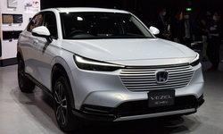 รูปจริง Honda HR-V/Vezel 2021 ใหม่ ทั้งภายนอก-ภายในส่งตรงจากญี่ปุ่น