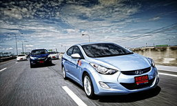 Hyundai Elantra 1.8 The Celebration จัดพิเศษฉลอง 5 ปี ฮุนไดในไทย