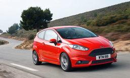 Ford Fiesta ST  เปิดตัวแรงราคา 815,760 บาทที่อังกฤษ