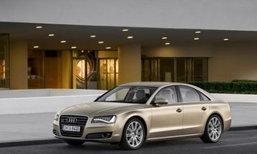 2011 ยลโฉม Audi A8