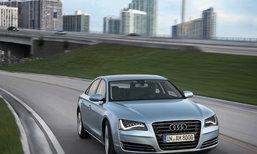 Audi A8 Hybrid ..ซีดานรุ่นใหญ่ขอฟัดตลาดพลังเขียว