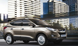 Motor Expo 2011 : Hyundai Tucson diesel ..หรูมีระดับพลังประหยัดอย่างมีสไตล์
