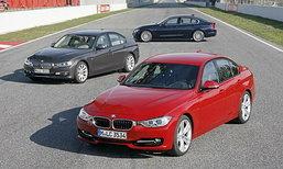 BMW  มาแปลกจับรุ่นเล็ก New! BMW Series 3  ยัดเครื่องดีเซล