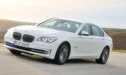 2013 BMW Series 7 ปรับตัวหรูให้ดูทันสมัย