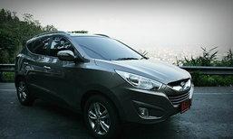 Sanook! Drive : Hyundai Tucson Diesel  สมรรถนะเหนือชั้นจากแดนกิมจิ
