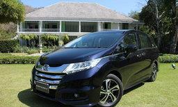 ทดสอบ Honda Odyssey โฉมใหม่ล่าสุด สบายระดับเฟิร์สคลาส บนเส้นทางกรุงเทพ-เขาใหญ่
