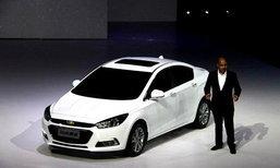 Chevrolet Cruze 2014 โฉมใหม่ล่าสุดเปิดตัวแล้ว