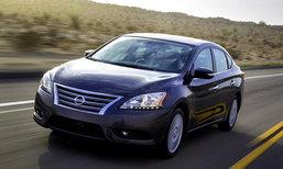 Nissan Sentra และ Versa อาจถูกเรียกคืนเนื่องจากพบปัญหาระบบเบรค