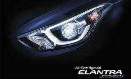 """All-New Elantra Sport 1,800 ซีซี สวยเด่น อุปกรณ์เพียบ """"ราคาพิเศษช่วงแนะนำตัว"""" สุดเร้าใจ"""