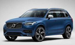 Volvo XC90 R-Design เอาใจคนชอบสปอร์ตเอสยูวี