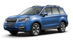 2016 Subaru Forester ไมเนอร์เชนจ์ใหม่เปิดตัวแล้ว เคาะเริ่มเพียง 1.398 ล้านบาท