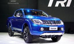 Mitsubishi Triton Limited Edition เผยโฉมจริงที่งานมอเตอร์โชว์ 2016 เริ่ม 8.44 แสนบาท