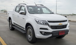 รีวิว Chevrolet Colorado 2.5 High Country ไมเนอร์เชนจ์ใหม่ ขับสนุกขึ้นนิด ฟังก์ชั่นเพิ่มขึ้นแยะ
