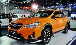 Subaru XV Crosstrek ใหม่ เปิดตัวแล้ว เคาะ 1.158 ล้านบาท