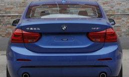 หลุด BMW 1-Series Sedan โผล่จีนเน้นจับกลุ่มคนรักประหยัด