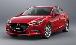 2017 Mazda3 ไมเนอร์เชนจ์ใหม่เผยโฉมแล้วที่ญี่ปุ่น