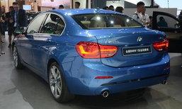 BMW 1-Series Sedan ใหม่ เผยโฉมแล้วที่กวางโจวมอเตอร์โชว์ 2016