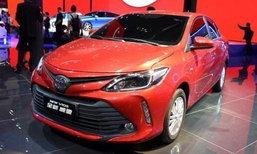 2017 Toyota Vios ไมเนอร์เชนจ์เปิดตัวในไทย 23 ม.ค.ที่จะถึงนี้