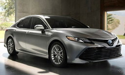 Toyota CAMRY Hybrid ใหม่ เปิดตัวในงานดีทรอยต์มอเตอร์โชว์ 2017