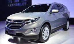 ยลโฉม 2017 Chevrolet Equinox ใหม่ อาจมาแทนที่ Captiva ในไทย