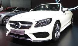 รถใหม่ Mercedes-Benz ในงาน Motor Expo 2016