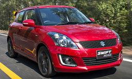รีวิว Suzuki Swift RX-II 2017 ใหม่ จัดเต็มครั้งสุดท้ายก่อนเปลี่ยนโฉม