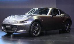 รถใหม่ Mazda - Motorshow 2017