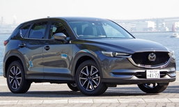 ทดสอบขับ Mazda CX-5 ความลงตัวกับการขับขี่ในเมืองในรุ่นเครื่องยนต์เบนซิน