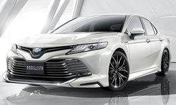 Toyota Camry 2017 พร้อมชุดแต่ง TRD และ Modellista ใหม่