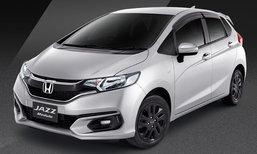 Honda Jazz 2017 ใหม่ พร้อมชุดแต่ง Modulo เริ่มต้น 1,000 บาท