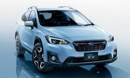 Subaru XV ใหม่ ที่สุดของสมรรถนะการขับขี่ควบคู่กับฟังก์ชั่นด้านความปลอดภัย เริ่มต้น 2.14 ล้านเยน