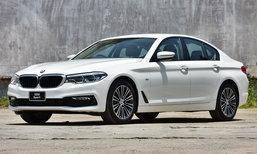 BMW 520d Sport 2017 รุ่นประกอบในประเทศ ราคา 3,439,000 บาท