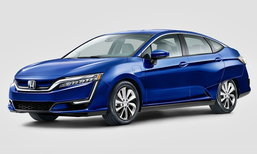 Honda Clarity Electric 2017 ใหม่ รถไฟฟ้ารุ่นล่าสุดขายจริงแล้ว ราคาเริ่ม 8,900 บาทต่อเดือน