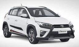 Toyota Yaris Haykerz 2017 ใหม่ ครอสโอเวอร์ร่างยาริสที่อินโด เริ่ม 6.72 แสน