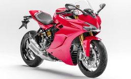 Ducati SuperSport 2017 ใหม่ วางจำหน่ายแล้วในไทย ราคา 559,000 บาท
