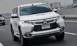 รีวิว Mitsubishi Pajero Sport 2017 ใหม่ เพิ่มอ็อพชั่นล้ำเน้นความคุ้มค่า