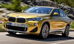 """""""BMW X2"""" น้องใหม่รถพันธุ์เอ็กซ์"""