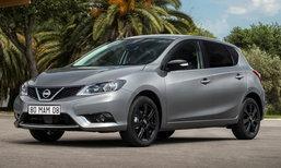 Nissan Pulsar Black Edition 2017 ใหม่ เริ่มวางจำหน่ายที่ยุโรป
