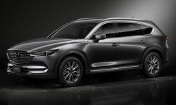 Mazda CX-8 2017 ใหม่ เอสยูวี 7 ที่นั่งเปิดตัวที่ญี่ปุ่น ราคา 9.6 แสนบาท