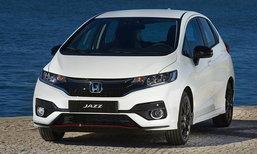 Honda Jazz Sport 2018 ใหม่ เพิ่มรุ่นย่อยใหม่ที่ประเทศอังกฤษ