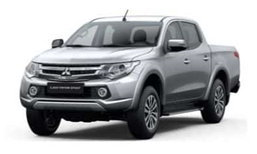 หลุด Mitsubishi Triton 2018 เวอร์ชั่นบราซิลใหม่ ปรับดีไซน์ต่างจากไทย